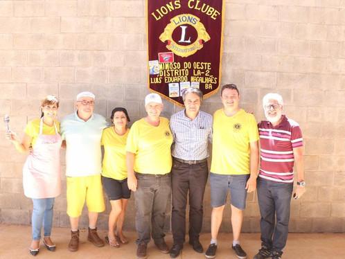 Lions Clube realiza feijoada beneficente