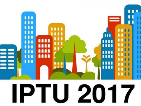 LEM: Prazo para pagar IPTU 2017 com desconto termina nesta sexta (29)