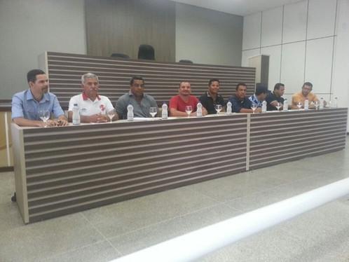 Desportistas da região se reúnem e anunciam COPA OESTE DE SELEÇÕES 2017