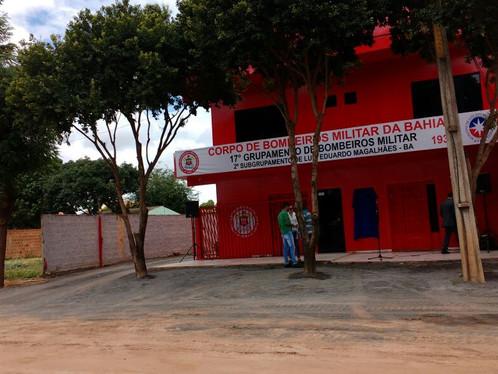 Mais de um mês após inauguração 193 dos bombeiros ainda não funciona em LEM