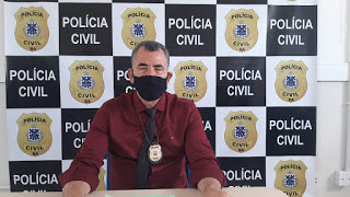 POLÍCIA CÍVIL ELUCIDA ASSASSINATO DO SECRETÁRIO DE CULTURA DE LUÍS EDUARDO MAGALHÃES
