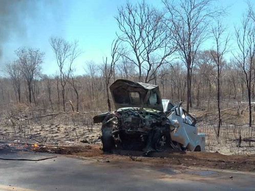Acidente grave deixa vários mortos na BR-135