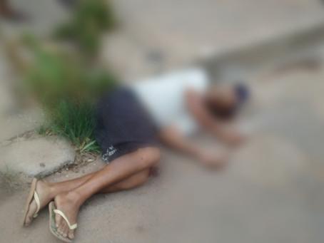 Barreiras: Vendedor de picolé é morto no centro da cidade