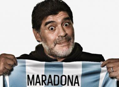 Maradona morre aos 60 anos após sofrer parada cardiorrespiratória em casa