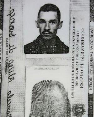 Assaltante morto no oeste usava documento falsificado