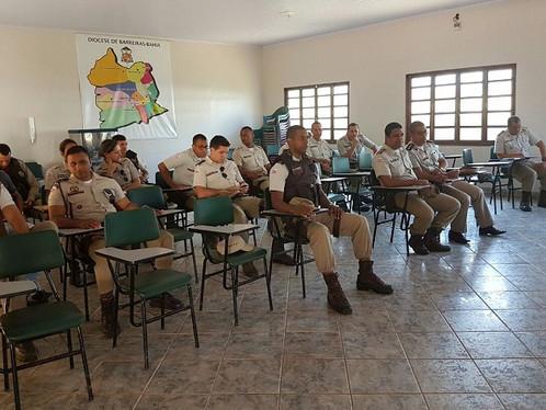 85ª CIPM participa de reunião sobre o PROERD no CPRO