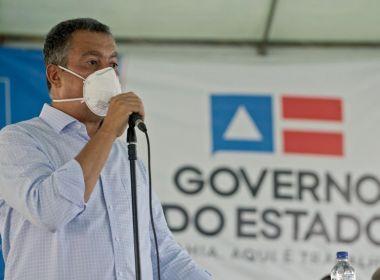 Gestão de Rui no combate à pandemia é aprovada por 70% dos baianos