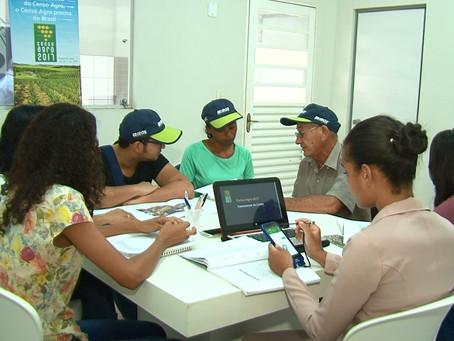Censo Agropecuário 2017 começa em Luís Eduardo Magalhães