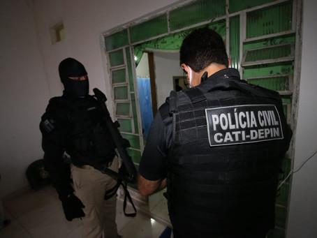 Depin realiza operação contra facções em cinco cidades da Bahia