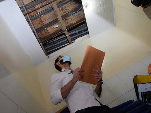 Educação realiza vistoria em escolas do município visando retorno pleno em 2022