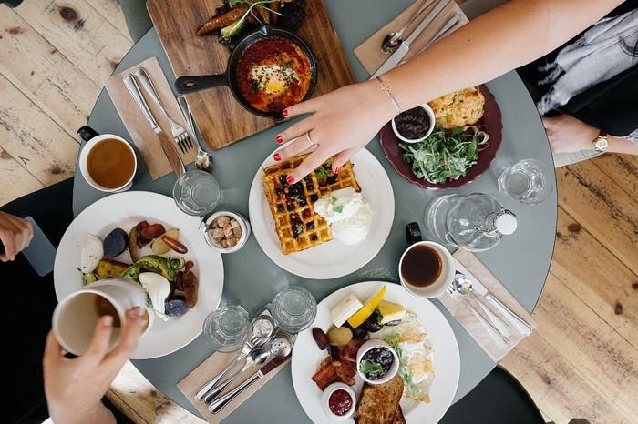Café da manhã é conhecido como a principal refeição do dia — Foto: Pixabay