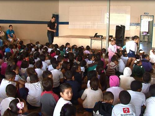 Projeto fala de violência sexual com crianças e adolescentes em LEM