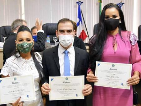 Luís Eduardo Magalhães elege três mulheres para o legislativo