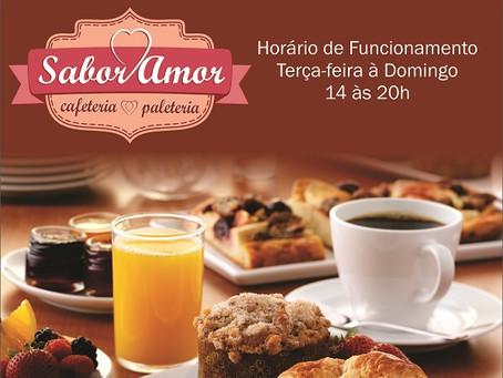 Sabor Amor - Cafeteria e Paleteria