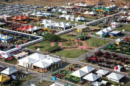 Bahia Farm Show 2018 atinge marca histórica de 1,891 bilhão em volume de negócios