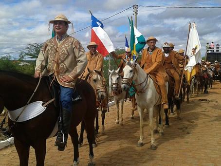 Amantes dos cavalos participam no final de semana de mobilização em Salvador