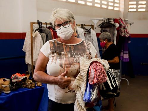 Avós do PROMATI participam de atividades em dia dedicado a eles