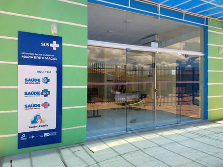 Três unidades de saúde do município iniciaram a quarta-feira com atendimento médico