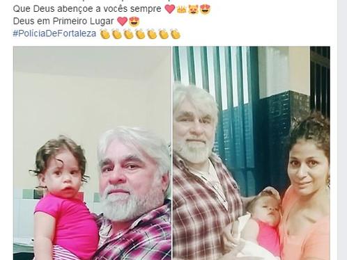 Após um mês Yankka é encontrada em Fortaleza-CE