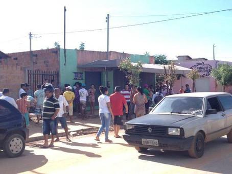 Operador de Máquinas é morto na Rua Ibitiba em LEM