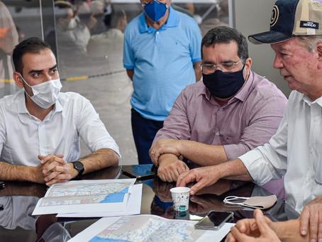 Primeiros passos são dados em direção a reforma do Aeroporto de Luís Eduardo Magalhães