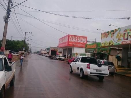 Chuva no LEM, confira previsão para os próximos dias