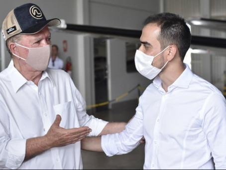 Vice-governador cumpre agenda institucional em Luís Eduardo Magalhães
