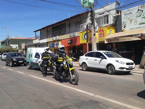 LEM: Promovendo um trânsito mais seguro, SUTRANS realiza rondas pelo centro da cidade