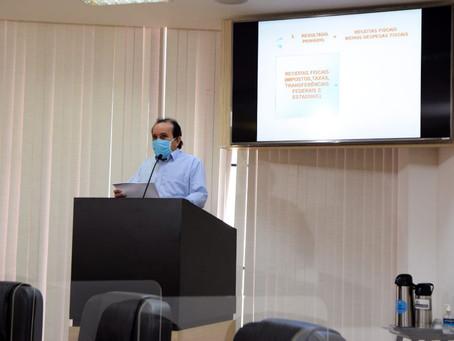 LEM: Audiência pública para apresentação dos gastos do 1º quadrimestre de 2021