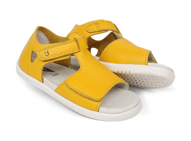 Bobux IWalk Mirror Sandal Yellow