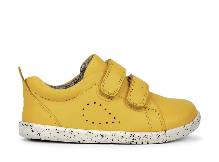 Bobux IWalk Grass Court yellow