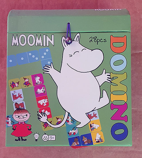 Moomin Domino Game