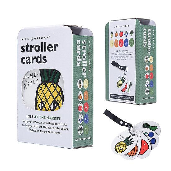 Wee Gallery Stroller Cards