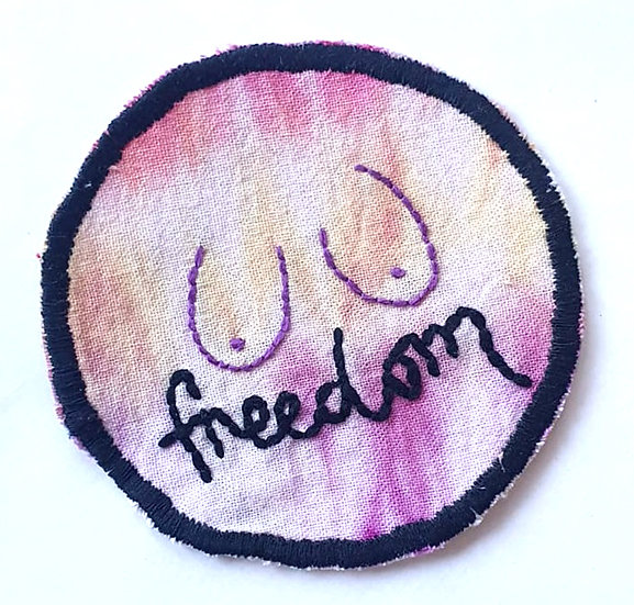 Iron On Patch - Freedom