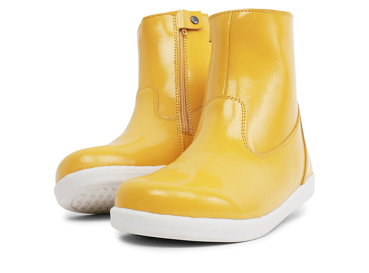 Bobux KP Yellow Paddington Boot