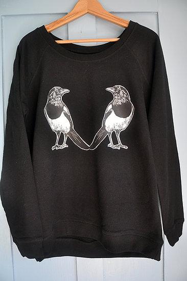 PRP Women's Sweatshirt (Magpies)