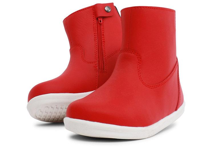 Bobux IWalk Red Paddington Boot