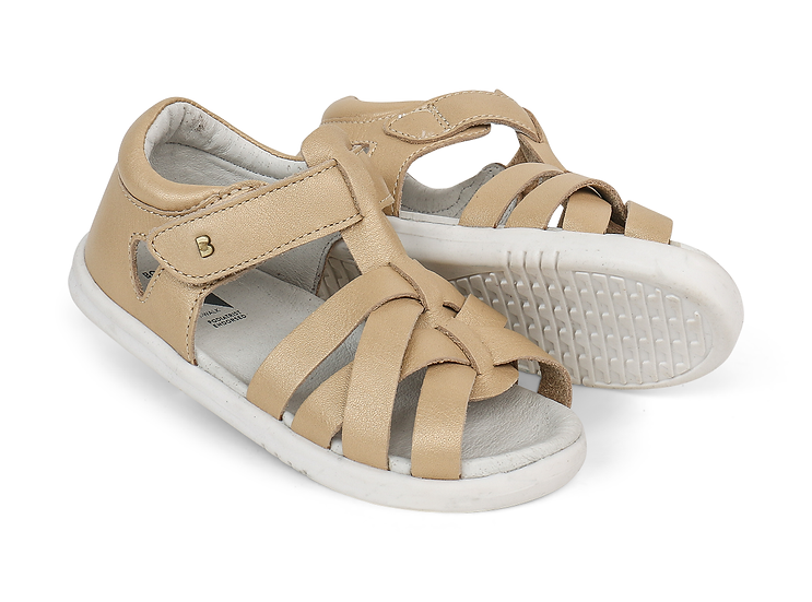 Bobux IWalk Tropicana Sandal Gold