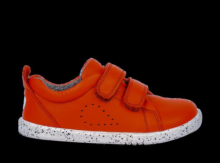 Bobux IWalk Grass Court Orange