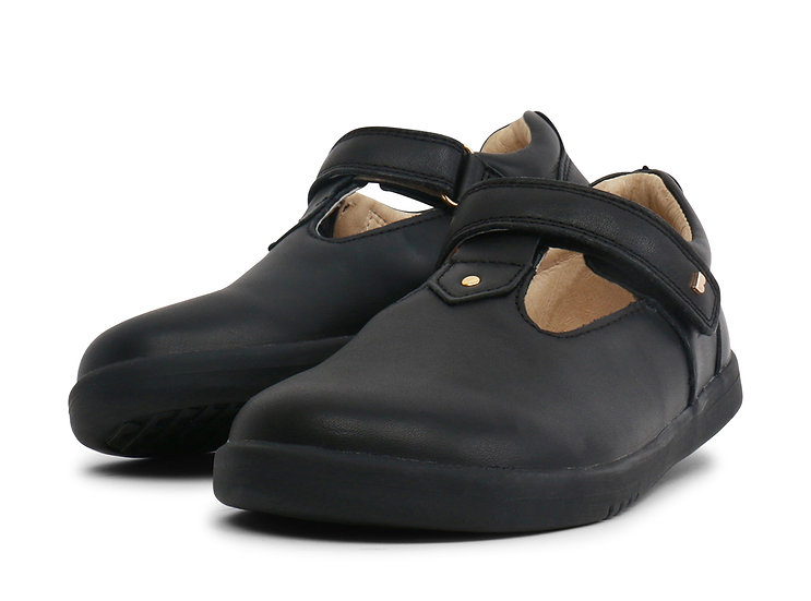 Bobux Louise T-Bar School Shoe
