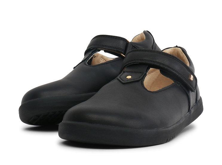 Bobux Louise T-Bar School Shoe