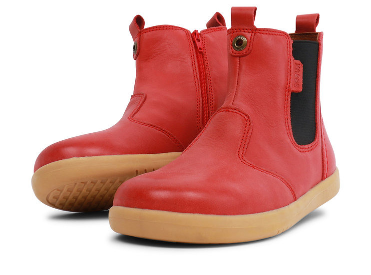 Bobux KP Jodphur Boot Red
