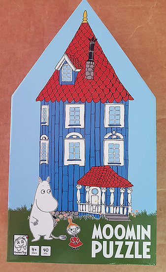Moomin House Puzzle