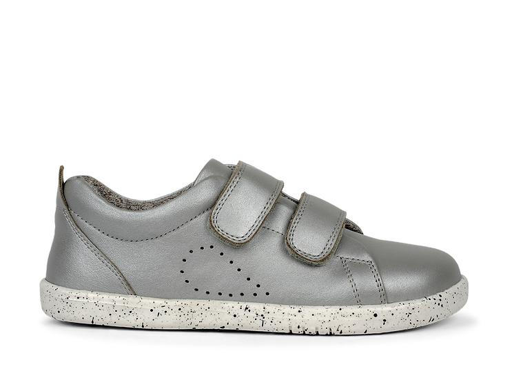 Bobux KP Silver Grass Court Trainer