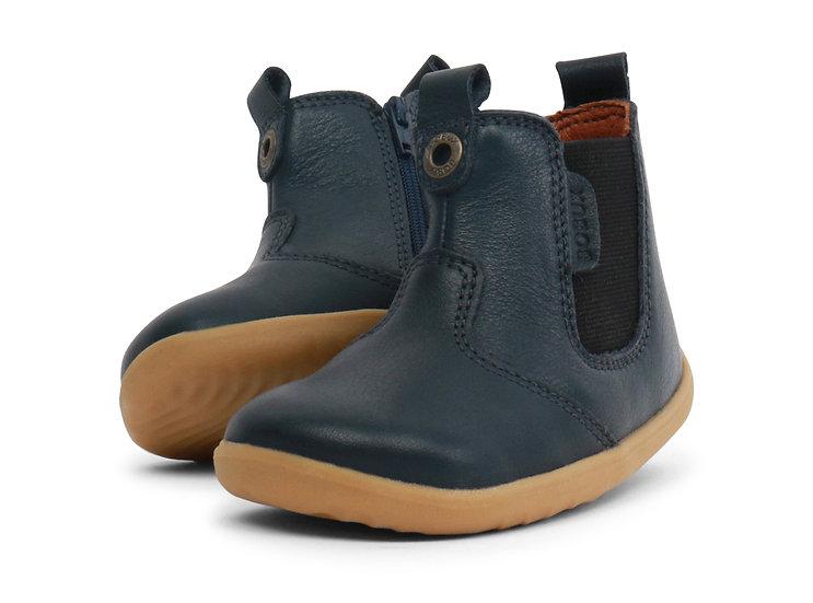 Bobux Step Up Navy Jodphur Boot