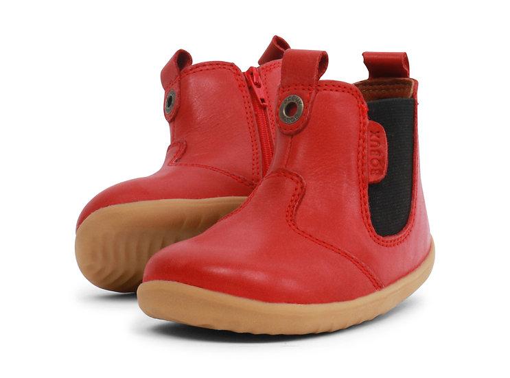 Bobux Step Up Red Jodphur Boot