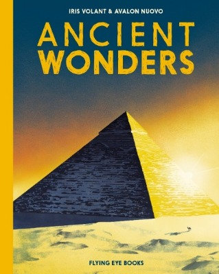 Ancient Wonders by Avalon Nuovo, Iris Volant