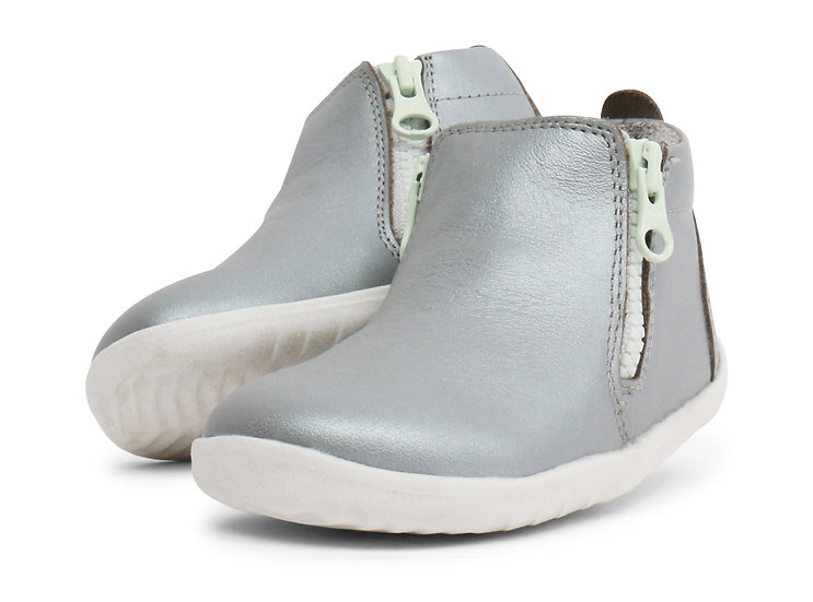 Bobux Step Up Silver Tasman Boot
