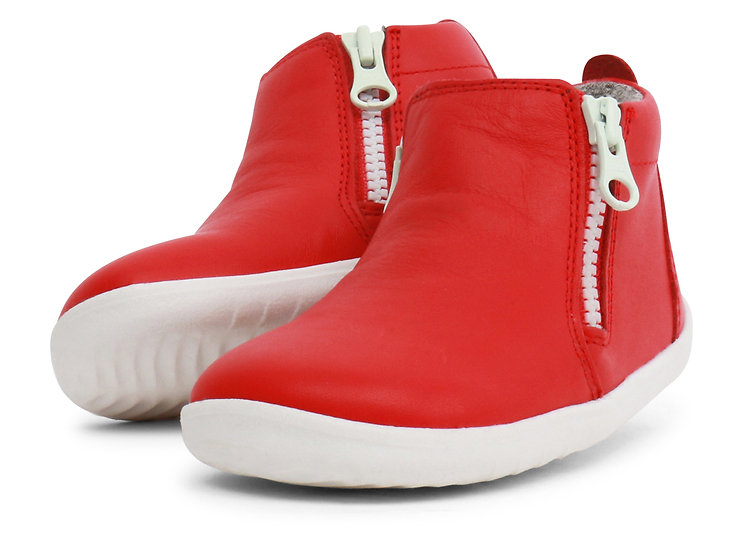 Bobux Step Up Red Tasman Boot