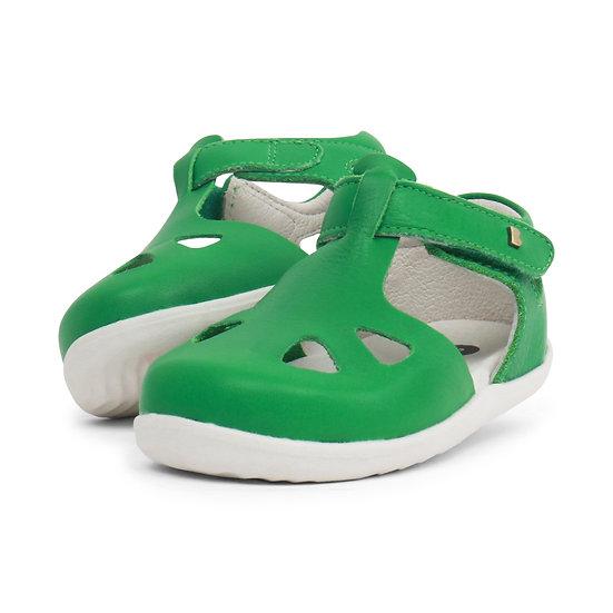 Bobux SU Zap Sandal Emerald